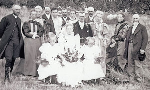 Wedding of mabel bertrand and howard clement ver3